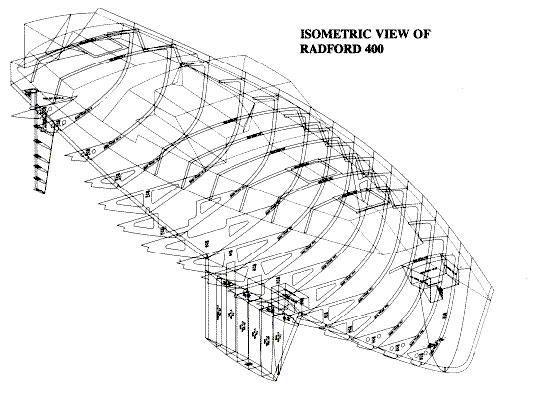 RADFORD YACHT DESIGN - Steel Kit Construction